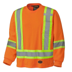 Long-sleeved-safety-shirt
